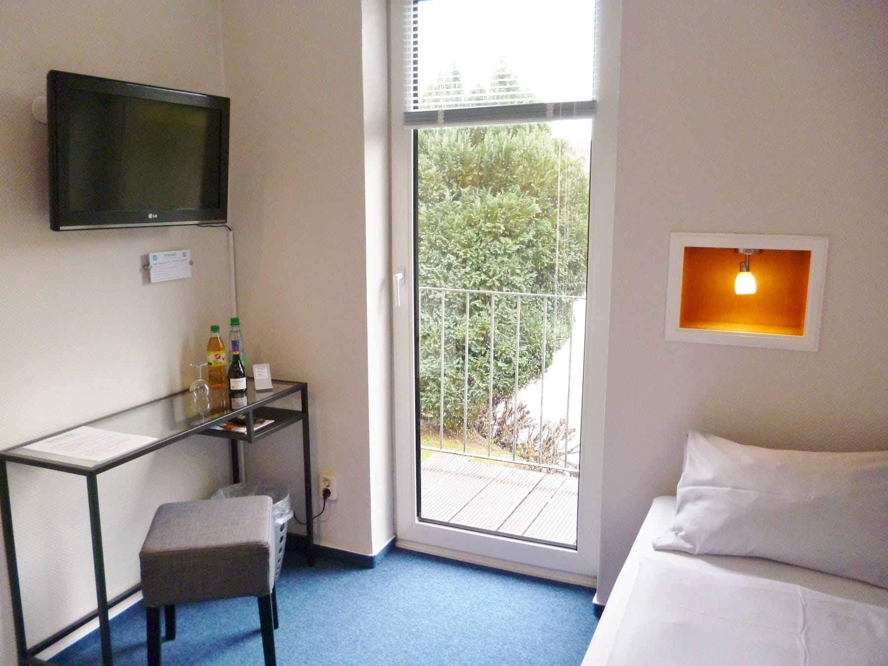 Hotelzimmer Lübeck