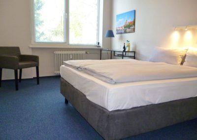 hotelzimmer luebeck - hotel am muehlenteich40