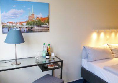hotelzimmer luebeck - hotel am muehlenteich45